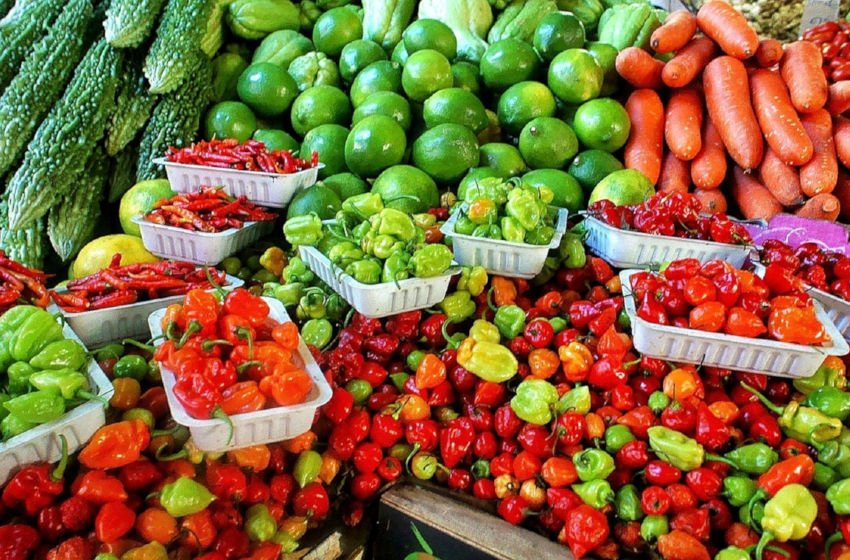Preparar sua própria comida. As opções de alimentos é enorme. Imagem: Pixabay