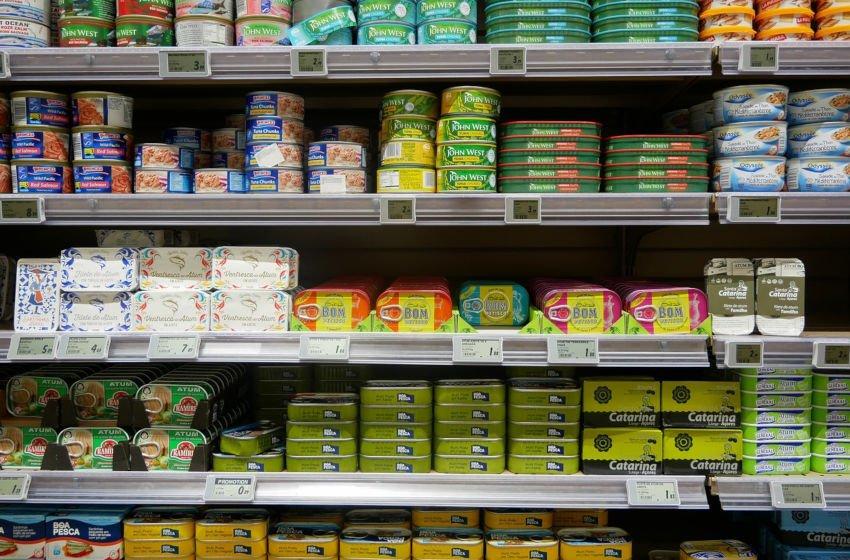 Cuidado com os alimentos processados ou ultraprocessados. Imagem: PIxabay