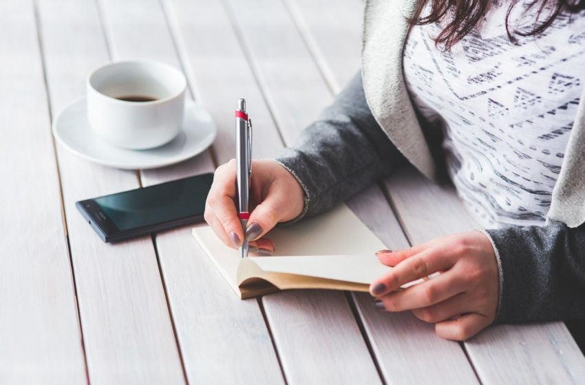 Escolha um dia da semana para fazer uma revisão geral dos seus hábitos. Imagem: Pixabay