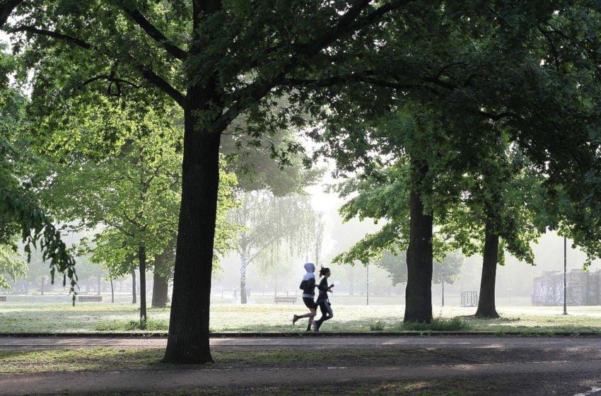 Os benefícios da corrida como exercício físico.