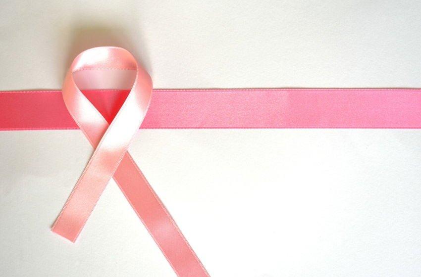 Fita rosa da campanha contra o câncer de mama Outubro Rosa. Imagem: Pixabay