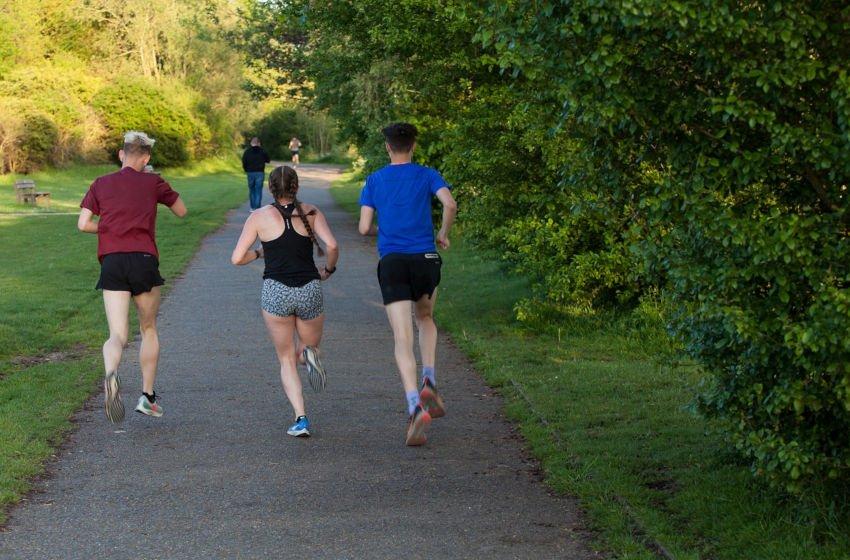Os benefícios da corrida como exercício