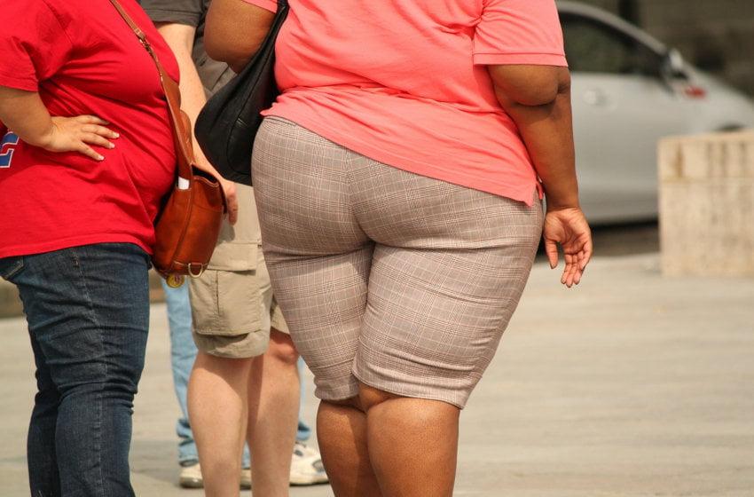 As taxas de obesidade estão aumentando em todo o mundo.