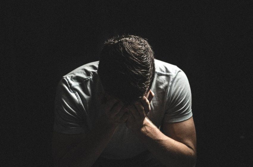 Efeitos físicos da depressão.