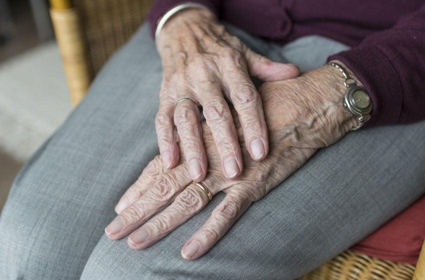 Depressão em idosos.