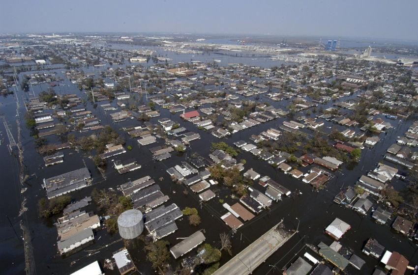O ciclo da água está se intensificando com o aquecimento do clima, alerta o relatório do IPCC – isso significa tempestades e inundações mais intensas